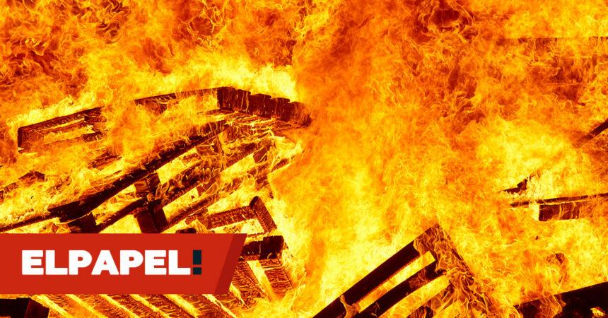 quema de comics